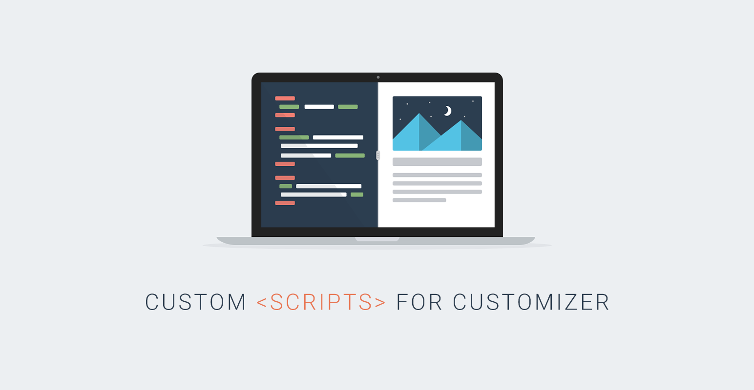 How To Add Custom Scripts To WordPress Header And Footer Through Customizer 1
