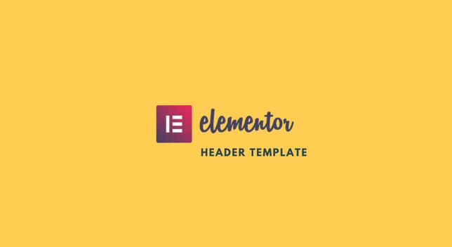 Elementor 2.0 Theme Builder