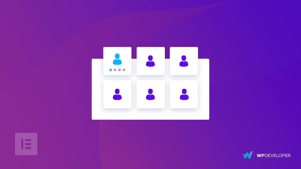 """Create a """"Meet The Team"""" Page for Your Business Using Elementor (Under 5 Minutes) 1"""