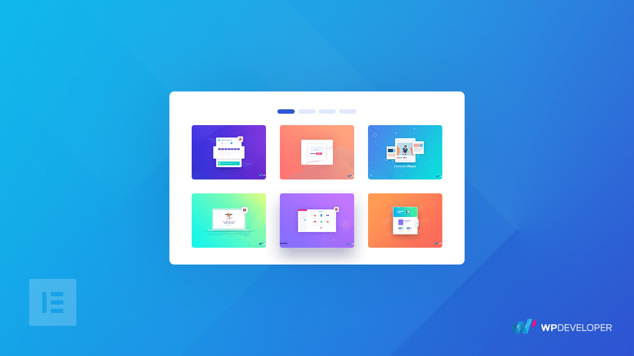How To Create Dynamic Gallery Easily With Elementor Page Builder 1