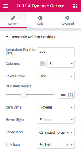How To Create Dynamic Gallery Easily With Elementor Page Builder 3