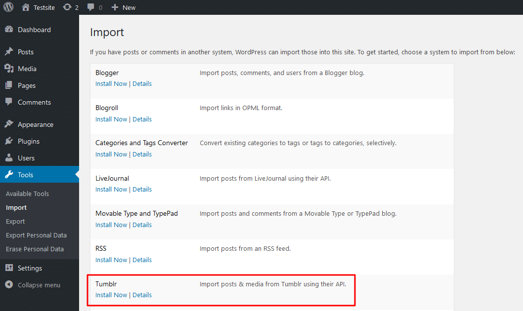 wordpress how to check if login page