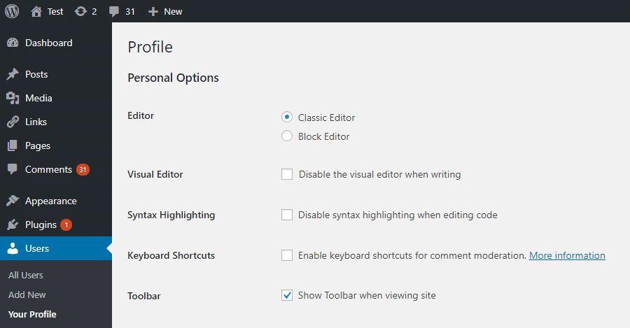 How To Keep Using The Classic WordPress Editor & Disable Gutenberg 5