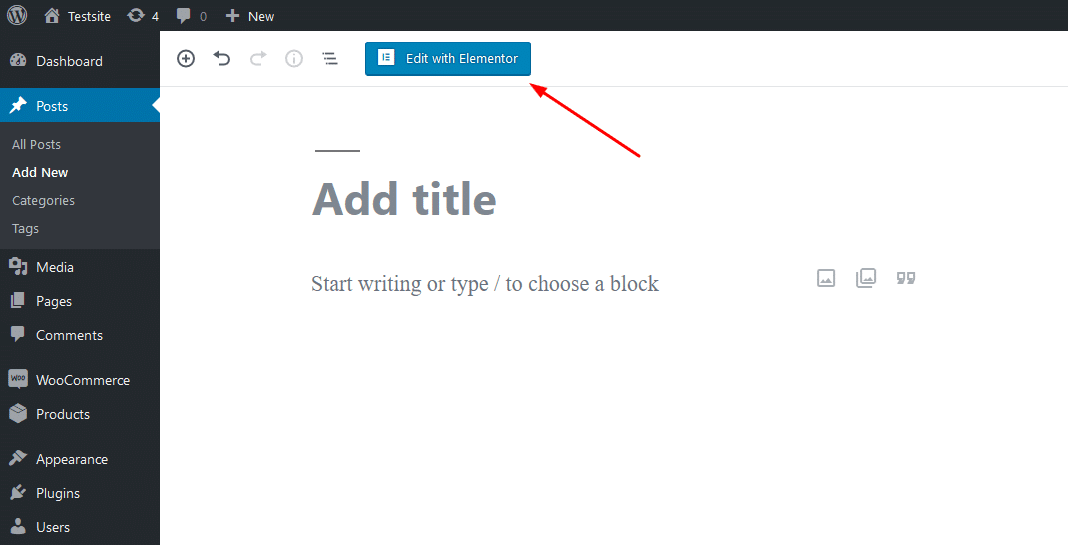 WordPress 5.0: What The New Block Editor Means for Elementor 2