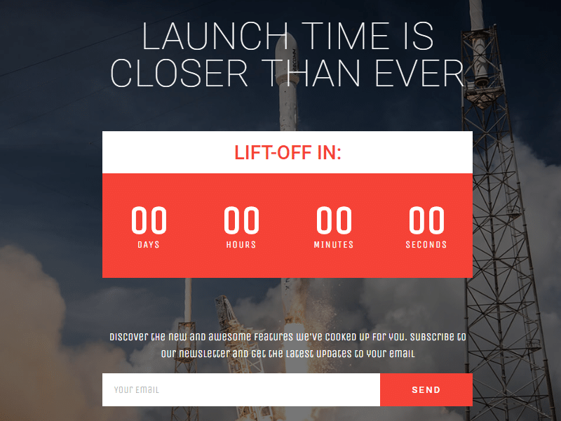 How to Create Your Product Launch Page Within Minutes For Free 2