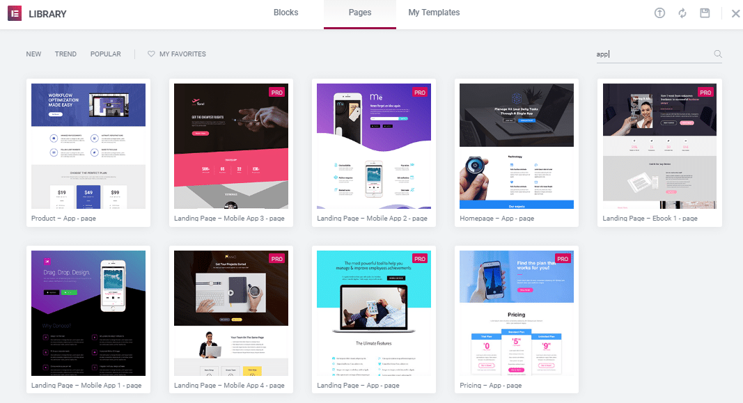How To Build Responsive App Landing Pages With Few Clicks Using Elementor 2