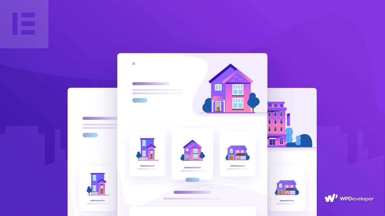 How to Design Beautiful Real Estate Landing Page Using Elementor 1