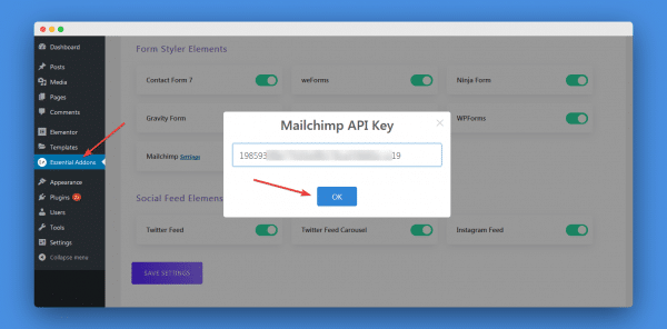 MailChimp with WordPress