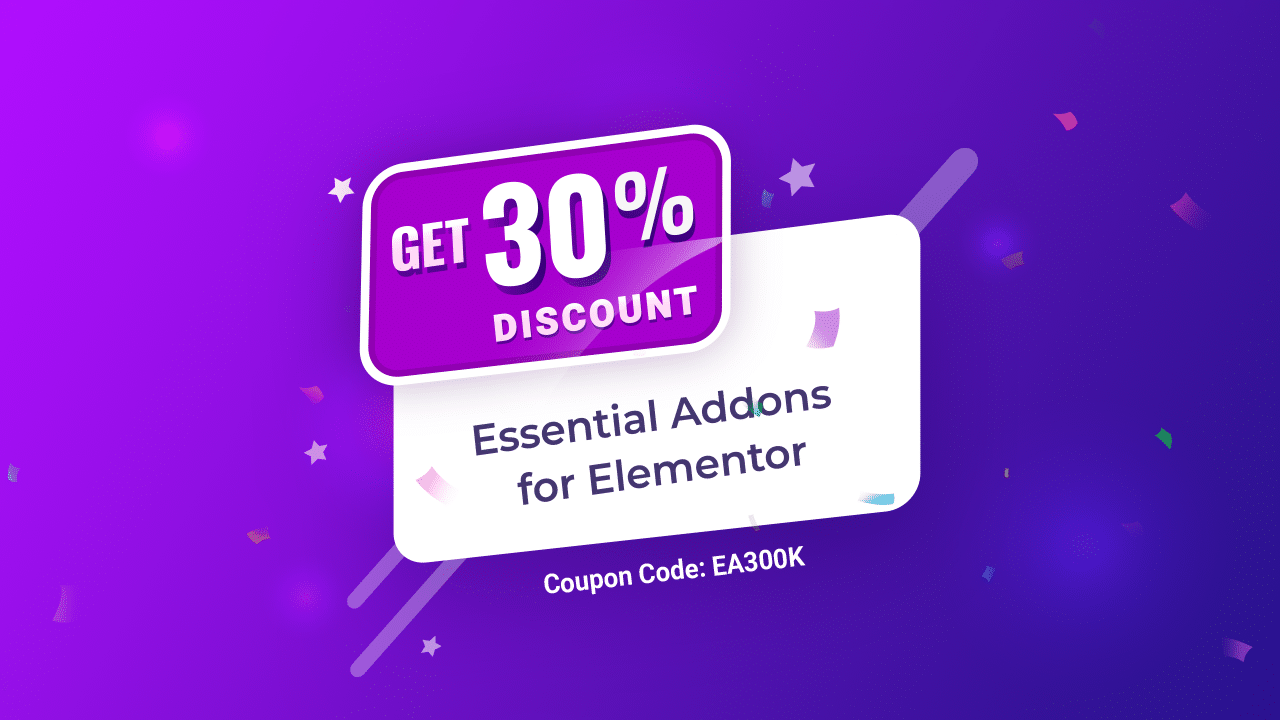 Essential Addons for Elementor Continues Explosive Growth, Hits 300,000+ Active Users 1